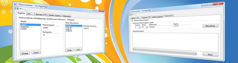 DocsUpdater - Aktualizator dokumentów