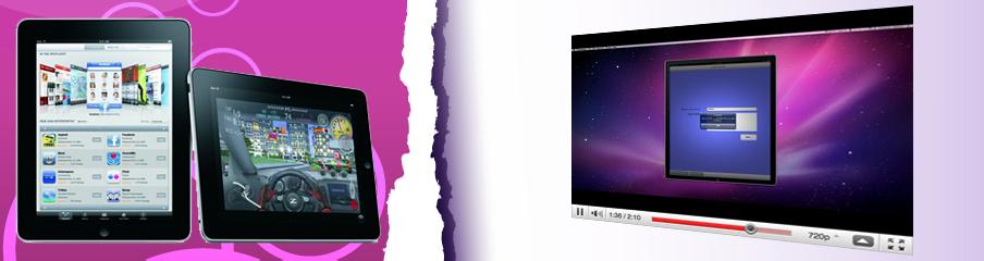 iPad - Prezentacja