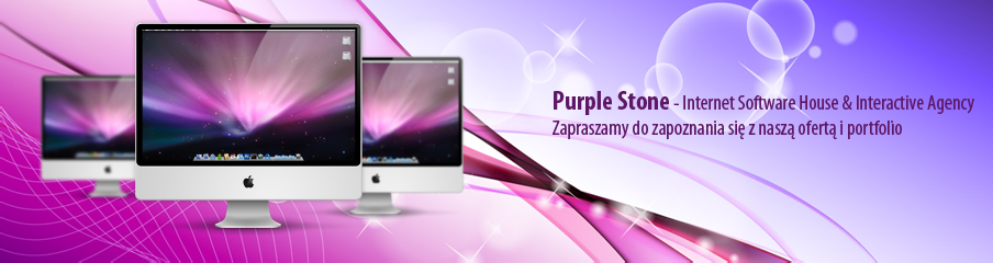 Purple Stone - Internet Software House & Interactive Agency
